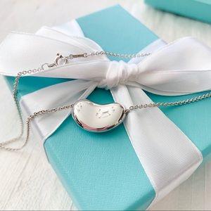 Tiffany & Co. Elsa Peretti Bean Design Pendant